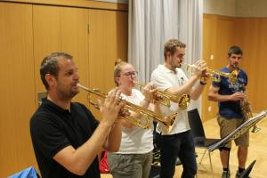 Trompete1_erste Probe