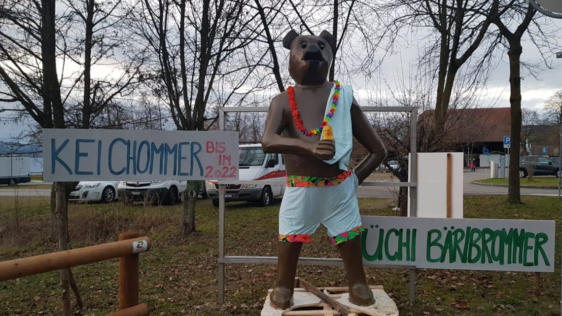 Hend kei Chommer – Üchi Bäribrommer